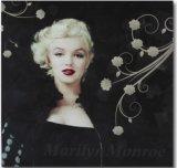 Peinture à l'huile pour Marilyn Monroe (SP09011)