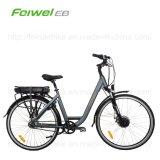 700c Riemen-Fahren vorderer Bewegungselektrisches Fahrrad (TDB11Z)