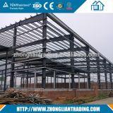 Edifício pré-fabricado da construção de aço/da estrutura frame de aço