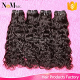 100% отсутствие Weave воды человеческих волос волос девственницы нового прибытия краски волос перуанского (QB-PVRH-ST)
