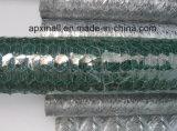 Il PVC della rete metallica ricoperto ed ha galvanizzato rivestito per il collegare di pollo