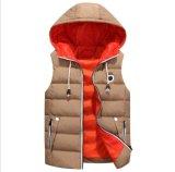 Het in het groot Warme Jasje van het Vest van de Winter Hoody van de Minnaars van het Leven van het Pit Mens Sleeveless