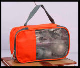 Bolsos cosméticos promocionales de la serie del recorrido del artículo de tocador de la manera encantadora del vuelo