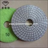 Паяемая Bd-1 пусковая площадка диаманта полируя (80-125mm)