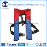 Chaleco salvavidas inflable marina de la aprobación del SOLAS con CCS
