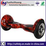 10 дюймов Два колеса самобалансировани Hoverboard