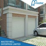 自動Walnut Colour Garage Door/Wholesale Garage Door SizesおよびPrices/Aluminum Garage Door Panels