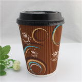 Zeichen Printed Paper Cups Single/Double/Ripple Wall für