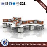 Partition neuve de bureau de poste de travail de portées du modèle 4 (HX-6D050)
