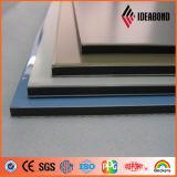 Ideabond 클래딩 중국 공급자에게서 물자 견본 광고 널 폴리에스테 수지 벽면 건축재료