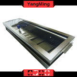 1 층 금속 부지깽이 칩 쟁반 (YM-CT20)