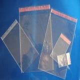 Sacchetto libero di plastica della chiusura lampo di densità bassa di prezzi di fabbrica