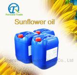 Olie van de Zonnebloem van de Ruwe olie niet-Gmo -001
