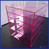De roze Doos van Lux van de Ijdelheid Glam Acryl