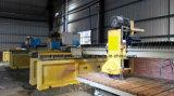 Maquinaria PLC-1200 del corte del laser del bloque de la piedra del mármol/del granito