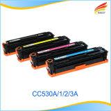 HP Cc530A Cc531A Cc532A Cc533A를 위한 호환성 토너 카트리지