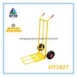 Vrachtwagen de van uitstekende kwaliteit van de Hand van de Prijs van de Fabriek met Wiel Twee (HT1830)