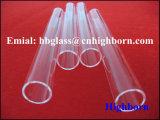 Hoher Reinheitsgrad-Raum-Quarz-Glasgefäß-Lieferant