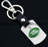 Keyring de couro/Keychain/PU de couro Keyring/PU Keychain