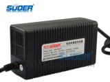 Lader van de Batterij van de Motorfiets van Suoer de Elektrische 1.3A 48V Intelligente (mb-4820A)
