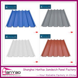 Farben-Stahl galvanisierter Stahlblech-Metalldach-Fliese-China-Lieferant