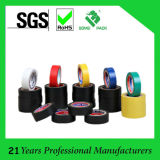 Sujetar con cinta adhesiva la aplicación industrial del uso y la cinta de goma del aislante del PVC
