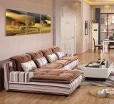 Modèle moderne de sofa de type
