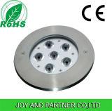 12Wステンレス鋼LED水中ライト(JP94762)