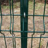 Сваренная PVC загородка безопасности с низкой ценой