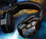 op Ear Gaming Headset met LED Light