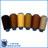 amorçage de couture tourné par faisceau du polyester 20ss/3 pour des jeans