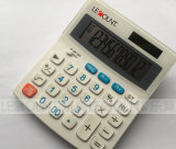 Calculadora de escritorio de la energía dual del tamaño medio de 12 dígitos (LC229)
