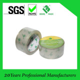 SGSはBOPPの明確な付着力のパッケージの出荷テープを承認した