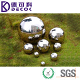100mm Stainless Steel Ball con Brushed Surface