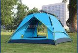 3-4人、Tentfullの自動安いキャンプテント