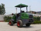 Lader van Ce van het Merk van Haiqin de Landbouw Mini (HQ910C) met Straatveger