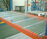 Decking durável galvanizado venda por atacado do engranzamento de fio para a cremalheira do armazenamento do armazém