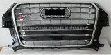 """Voorzijde Verchroomde Grille Guard voor Audi SQ3 2013 """""""