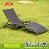 Heiße Verkäufepreiswerter im Freiensun-Nichtstuer, Sunbed, im Freienrattan-Möbel, Patio-Möbel