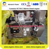 De Mariene Dieselmotor van Cummins 6CTA8.3-M220 met Versnellingsbak