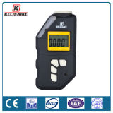 Het draagbare Enige Alarm van de Controle van O2 van de Analysator 0-30%Vol van het Gas voor Persoonlijke Veiligheid