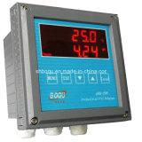 Compteur pH en ligne industriel de l'Afficheur LED Phg-206
