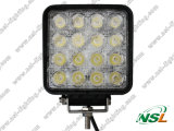 12V 24V 48W LED Work Light Lamp 4x4 off-Road Tractor LED Boat Light