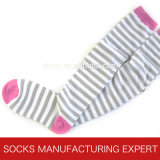 Baumwolle 100% von Woman Coloful Tube Sock (UBM1036)