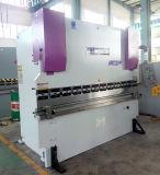 Máquina de dobra hidráulica da placa de aço do CNC Wc67k-100t/4000 com certificado do GV