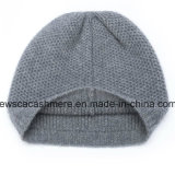 Мужская Solid Color Top Grade Pure Cashmere Hat A16mA1-001