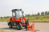 Ce Approved Er08 Mini Loader di Everun 0.8ton con Rops&Fops Cabin da vendere