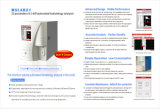 Mslab21 지적인 자동화된 Hematology 해석기