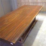 أثر قديم يصمد [دين تبل] طبيعيّة خشبيّ مع حاجة مستقيمة ([سد-003])