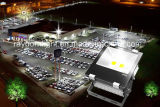 Flut-Licht der CER RoHS Stadion-Fußballplatz-Beleuchtung-100W LED